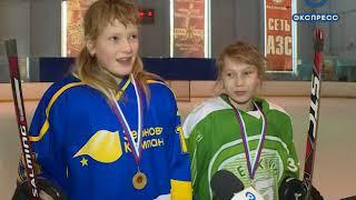 В Пензе завершился региональный этап турнира «Золотая шайба»