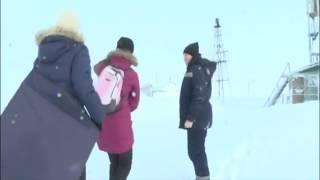 Как везут бюллетени на север России? Выборы президента России-2018 Готовность участков к голосованию