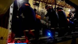 Красноярские спасатели отправились в Кемерово, где произошел пожар в торгово-развлекательном центре