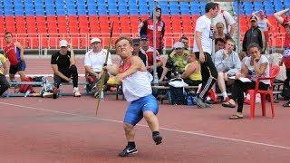Паралимпийцы расскажут югорчанам о воле к победе