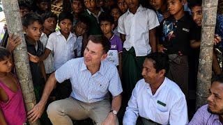 """Происходящее с рохинджа - """"геноцид"""""""