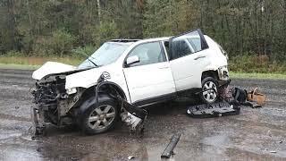 Новые подробности ДТП на трассе Ярославль-Рыбинск: еще один пострадавший скончался в больнице