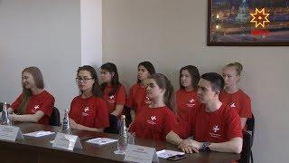 Министр здравоохранения Чувашии встретился с участниками движения «Волонтеры-медики»