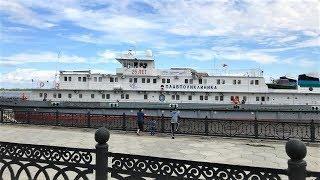 Американские журналисты расскажут об уникальной югорской плавполиклинике «Николай Пирогов»