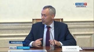 Травников: « Волейбольный центр для предолимпийской подготовки  будет открыт к весне 2020 года»