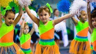 Чемпионат по «танцам с помпонами» пройдёт в Ханты-Мансийске