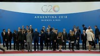 G20 приняла итоговую декларацию на саммите в Аргентине | 2 декабря | Утро | СОБЫТИЯ ДНЯ | ФАН-ТВ