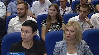 Единороссы представили программу, с которой партия пойдет на выборы в Заксобрание Дона