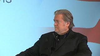 "Стив Бэннон: ""Это бунт, носящий глобальный характер"""