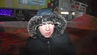 Пьяный тракторист рецидивист на ул  Ленина