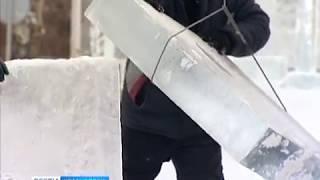 Новогодняя ёлка в Красноярске вновь станет самой высокой в стране