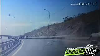 Один человек пострадал в ДТП на трассе Седанка—Патрокл