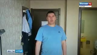 Алтайского дальнобойщика, случайно задавившего китайского грузчика, отпустят домой