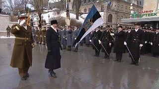Эстония отмечает День независимости