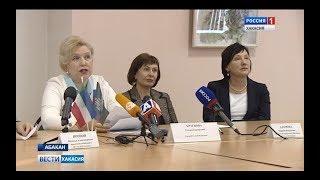 Ректор ХГУ встретилась с журналистами и рассказала о переменах в главном ВУЗе республики. 16.02.2018