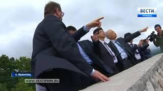 """Японцы поставляют уникальную технику для угольного комплекса """"Восточного порта"""""""