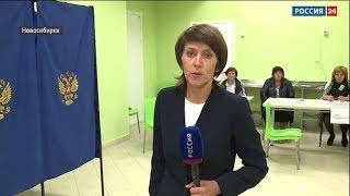 «Вести» узнали, как прошёл День единого голосования в Новосибирской области