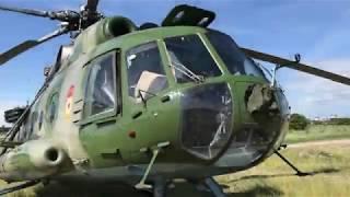 Авиационному отряду специального назначения Росгвардии Калининградской области исполнилось три года