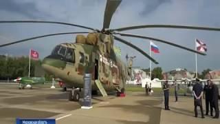 Форум «Армия-2018»: в Москве проходят показательные полёты донских вертолетов