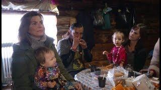 Мексиканцы в Когалыме! Как и зачем гости издалека учились кормить оленей