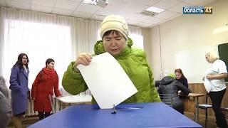 В Зауралье 73% избирателей проголосовали за Владимира Путина