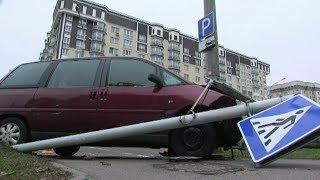 ДТП в утренний час пик в Минске: пострадали четверо детей