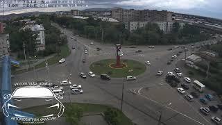 ДТП Абакан, Некрасова - Пушкина