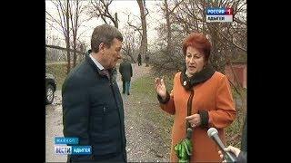 Владимир Гурба провел прием граждан в мобильной приемной Президента России в ЮФО