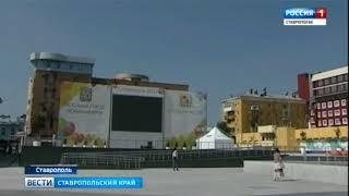 Все на матч! Ставрополь принимает чемпионат мира по футболу