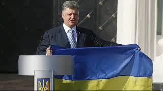 Порошенко пообещал украинцам победу в войне в Донбассе