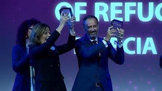 ЕС наградил лучшие региональные проекты