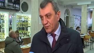 Полпред Президента в СФО Сергей Меняйло пришел на выборы