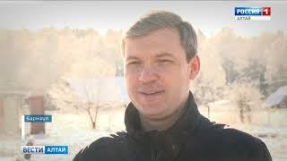 В пригороде Барнаула успешно ввели бестарный вывоз мусора
