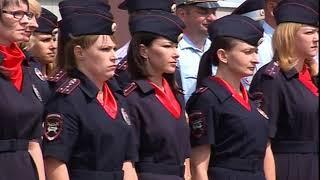 В Ярославле сотрудники Госавтоинспекции отмечают свой профессиональный праздник