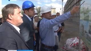 Строящейся школе на улице Аксакова присвоили номер
