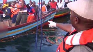 Катастрофа на паромной переправе в Танзании: более 80 погибших…