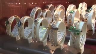"""Огромный выбор изделий из золота предлагает салон """"Версаль"""" (РИА Биробиджан)"""