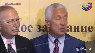 Главы Дагестана и Татарстана приняли участие в заседании Группы «Россия – исламский мир»