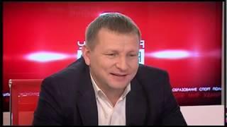 07 11 18 Экспертное мнение с главой Малопургинского района Сергеем Юриным