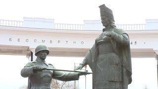 В Саранске стартовала патриотическая акция «Георгиевская ленточка»