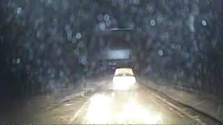 Погоня за ВАЗ-2108 в Саракташе