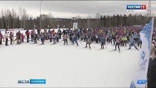 Карелия вновь присоединится к самой массовой гонке «Лыжня России»