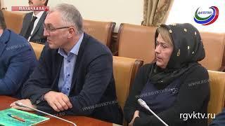 На совещании в правительстве республики обсудили меры по реконструкции коллектора в Махачкале