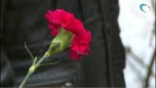 Старая Русса отметила третью годовщину присвоения звания «Город воинской славы»