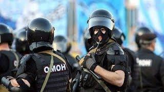 Бойцы особого назначения - югорскому ОМОНу исполняется 25 лет