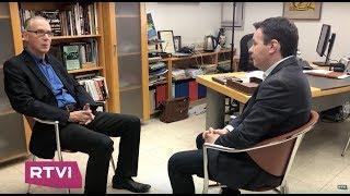 Израильские интересы в Сирии. Профессор Эяль Зисер в интервью RTVI