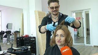 Чемпионы мира по парикмахерскому искусству проводят мастер-классы в Ставрополе.