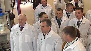 Первую очередь молочно-товарного комплекса запустили в Павловском районе Кубани