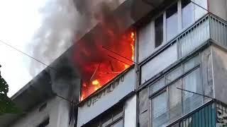 Пятигорчанин заживо сгорел в своей квартире