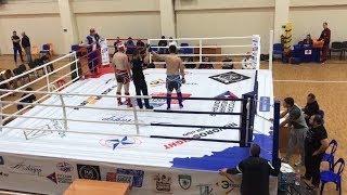 Югорские борцы выступят на Чемпионате мира по MMA
